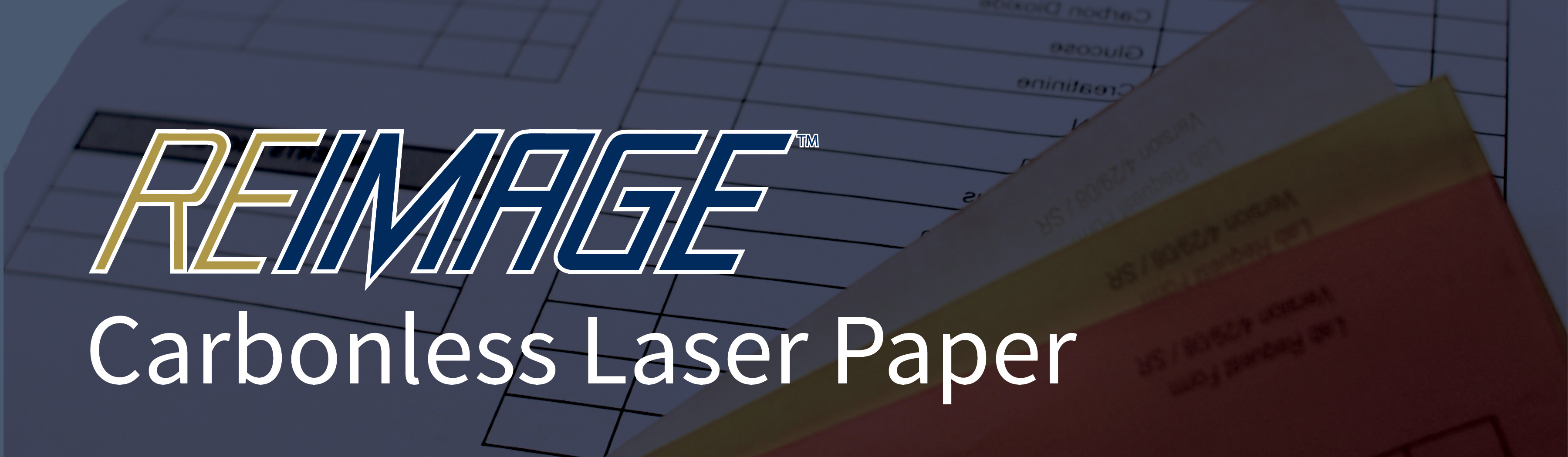 REIMAGE Carbonless Laser Paper