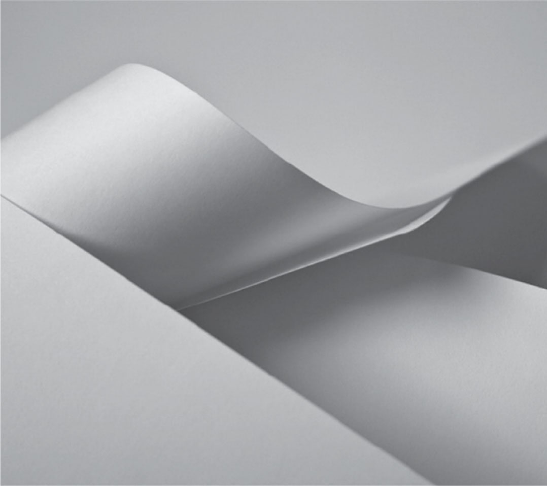 Blank 24# Perforated Paper w/ 2 Perforations