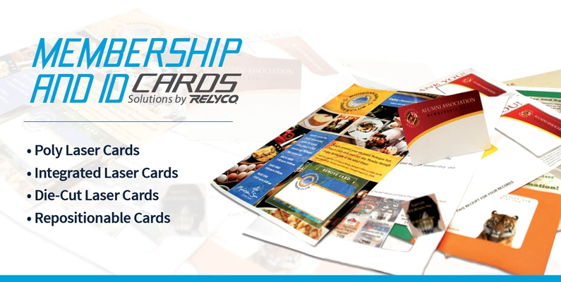 Membership and ID cards