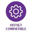 Offset Compatible Printer Icon